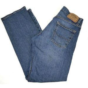 Levi's Signature Straight Leg Blue Jeans 30x30  #2